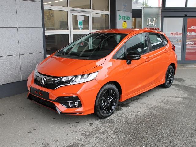 Honda Jazz 1.5 i-VTEC Dynamic LED Sitzh. Navi