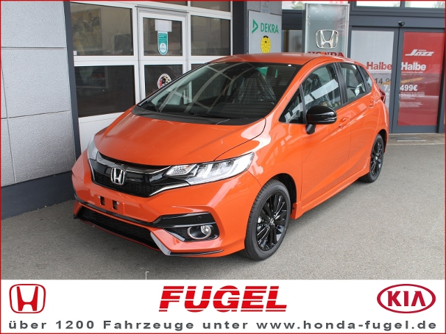 Honda Jazz 1.5 i-VTEC Dynamic LED|PDC|Navi