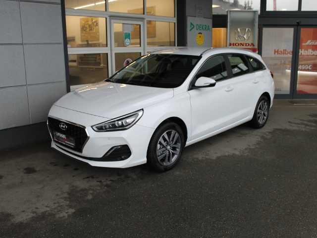 Hyundai i30 Kombi 1.4 T-GDI Navi|LED|SHZ