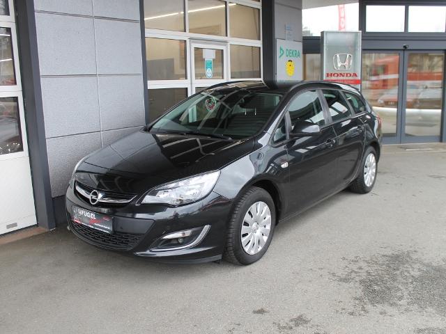 Opel Astra  J Sports Tourer 1.7 CDTi Edition Temp.