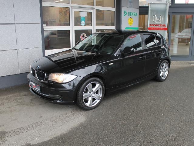 BMW 1er 116d Navi Klimaaut.