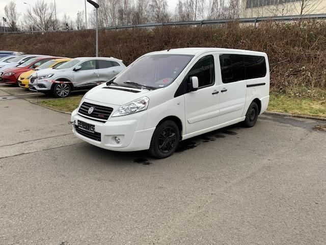 Fiat Scudo 2.0 Multijet  L2H1 Exe. Motorschaden