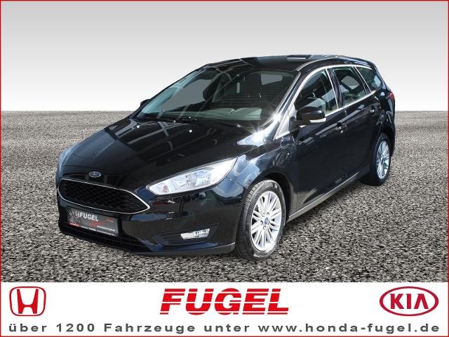 Ford Focus Turnier 1.5 Business Navi Temp.