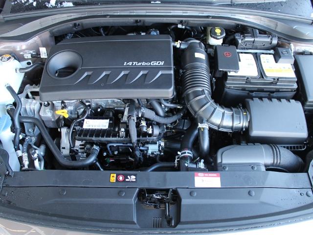 Kia cee'd Sportswagon 1.4 T-GDI Navi|Winterpaket