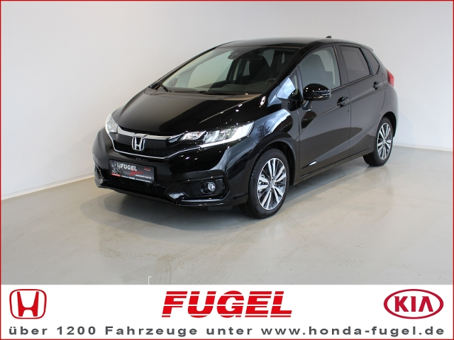 Honda Jazz 1.3 i-VTEC Elegance Navi|SHZ|RFK
