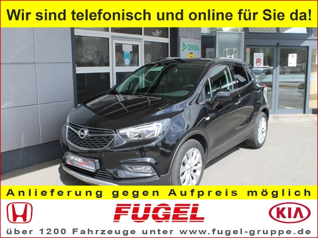 Opel Mokka X 1.4 T Innovation 4x4 AT|Temp.|PDC|Keyl.