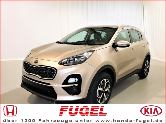 Kia Sportage 1.6 GDi Dream Team Premium+ LED|Navi