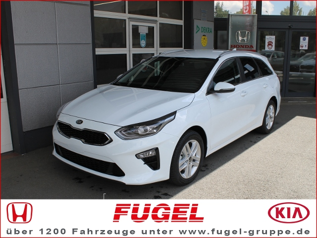 Kia cee'd Sportswagon 1,6 CRDi LED|Navi|Winter|SHZ