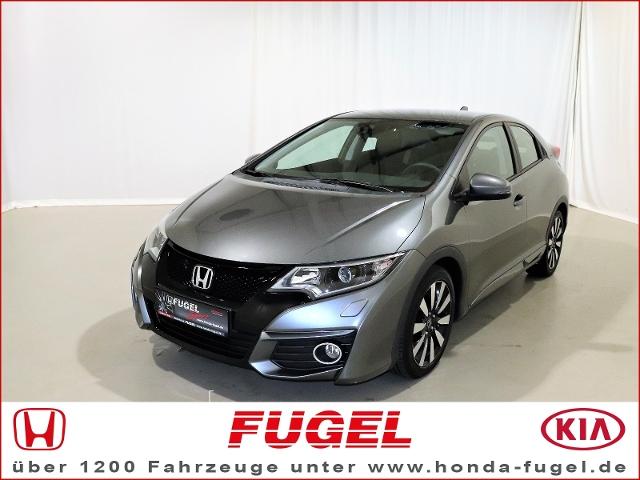 Honda Civic 1.4 Elegance Navi|RFK|SHZ