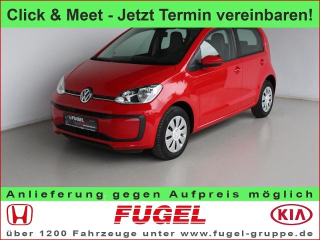 VW up! 1.0 move 5tg. Klima