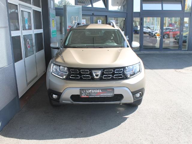 Dacia Duster TCE 100 Prestige 360°|SHZ|Navi