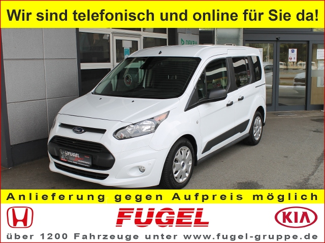 Ford Connect 1.5 TDCI Navi|Klima|SHZ|PDC|Kamera