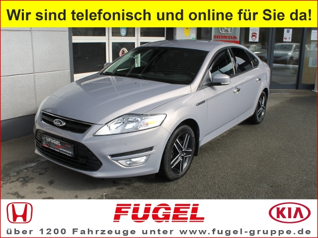 Ford Mondeo 1.6 Cool & Sound Navi|PDC|Temp.