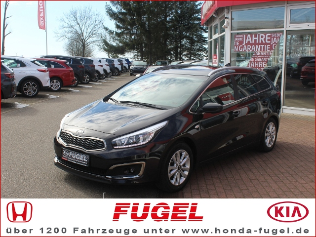 Kia cee'd Sportswagon 1.4 Dream-Team Navi|RF|Sitzh.