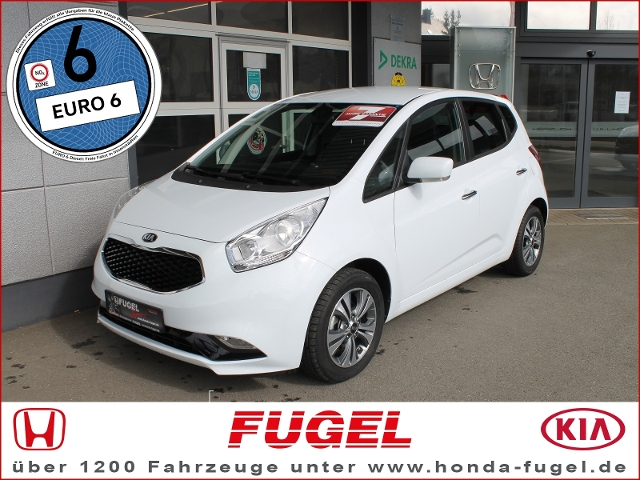 Kia Venga 1.4 Dream Team Klimaaut.