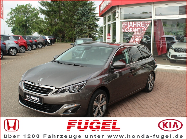 Peugeot 308 SW Allure LED|Navi|Parkass.