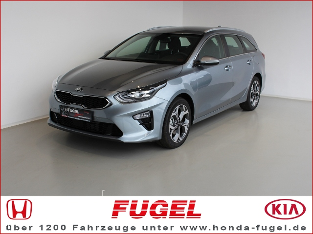 Kia Ceed Sportswagon 1.6 CRDi Spirit LED|Navi|Tech