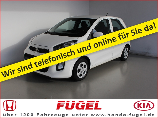 Kia Picanto 1.0 Facelift 5tg. SHZ| Klima|Lenkradhzg.