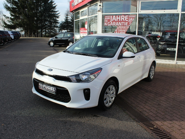 Kia Rio 1.2 Edition 7 Emotion Temp.|PDC|Sitzh.