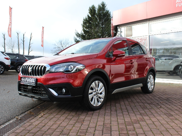 Suzuki SX4 S-Cross 1.6 Comfort 4x4 LED|RFK|Temp.