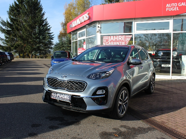 Kia Sportage 1.6 CRDi AWD Spirit LED|Navi|Tech.