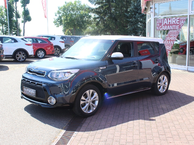 Kia Soul 1.6 GDI Dream Team PDC|SHZ