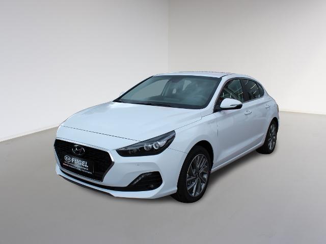 Hyundai i30 Fastback 1.4 T-GDI LED| NAVI | SHZ