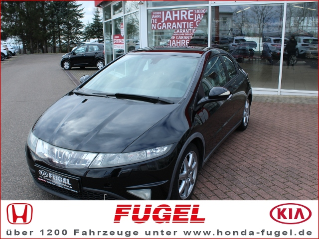 Honda Civic 1.8 VTEC Executive Xenon|SHZ