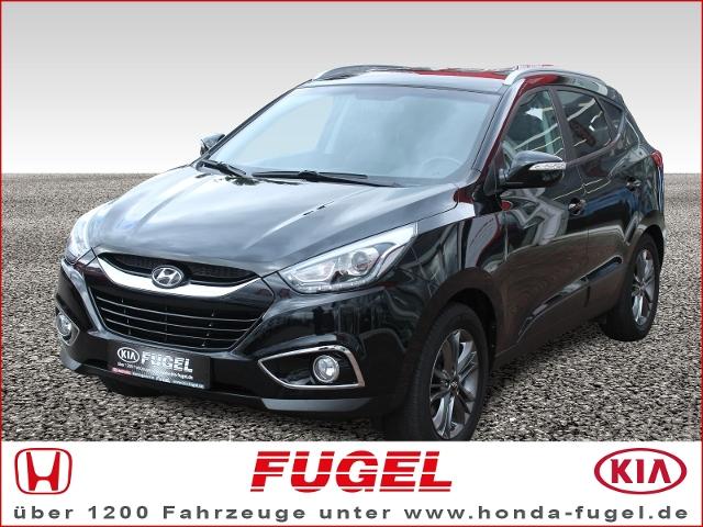 Hyundai ix35 1.6 FIFA World Cup Edition 2WD SHZ