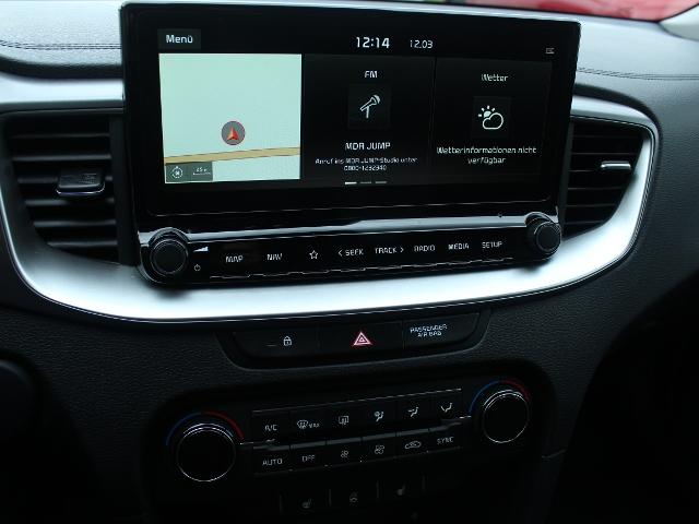 Kia cee'd Sportswagon 1.4 T-GDI Navi Winterpaket