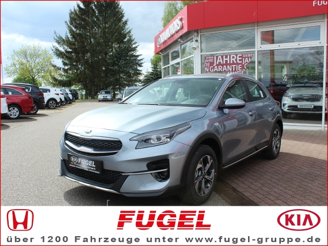 Kia XCeed 1.4 T-GDi Edition 7 Emotion LED|SHZ|RFK