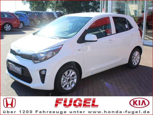 Kia Picanto 1.2 Dream Team Klima|SHZ
