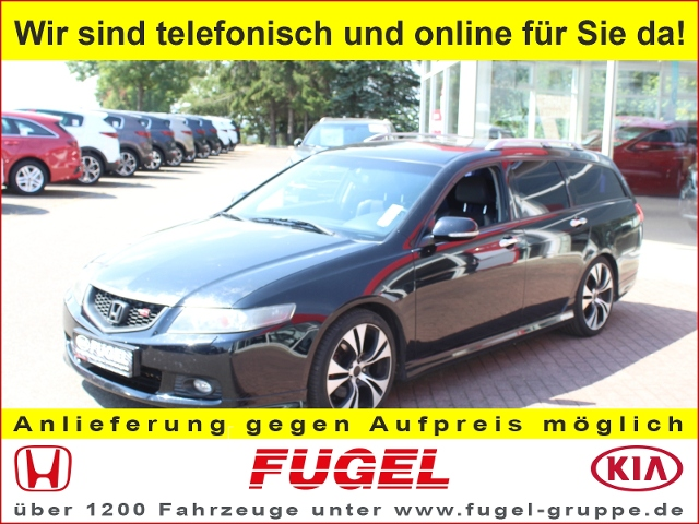 Honda Accord Tourer 2.4 Type S Temp.|Xenon