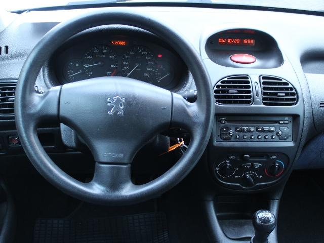 Peugeot 206 1.2 Premium Klimaanlage