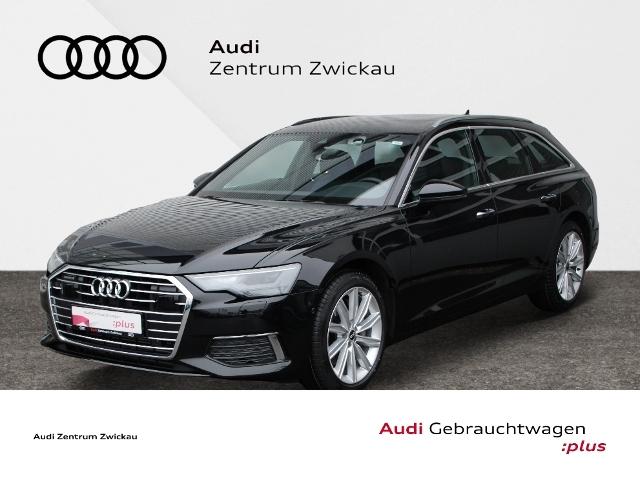 Audi A6 Avant 45 TDI quattro Design , LED Scheinwerfer, Navi, Leder