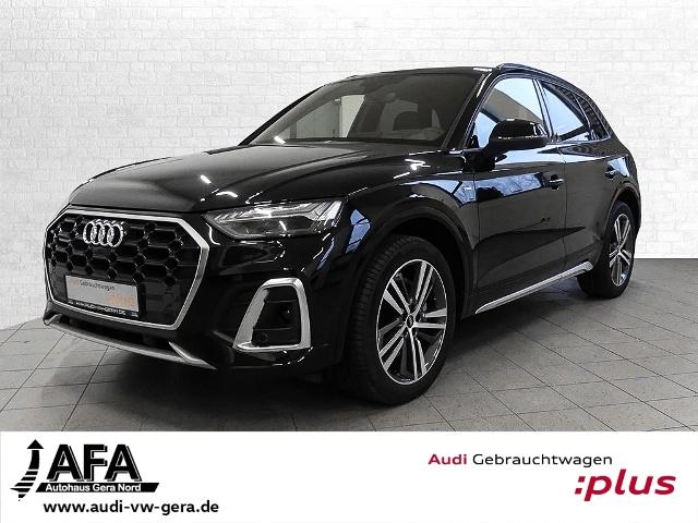 Audi Q5 50 TDI quattro tiptronic S-Line*Luft*AHK*Standhzg*Pano*Matrix*20Zoll