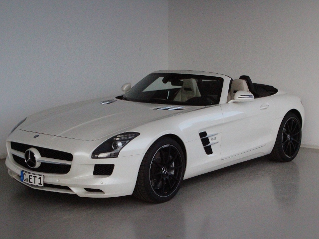 Mercedes-Benz SLS AMG Roadster Speedshift DCT AMG Carbon-P.
