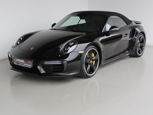 Porsche 991 911 991.2 Turbo S Cabriolet Allrad LED|BOSE
