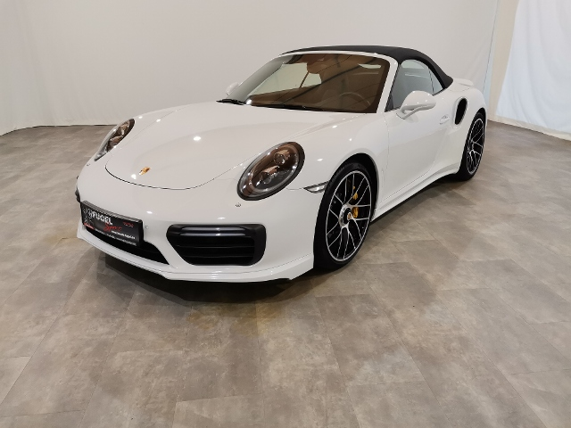 Porsche 911 991 Turbo S Cabriolet LIFT|Burmester|Keramik