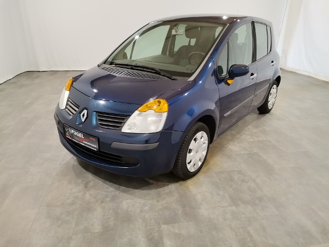 Renault Modus 1.2 Dynamique Klimaanlage