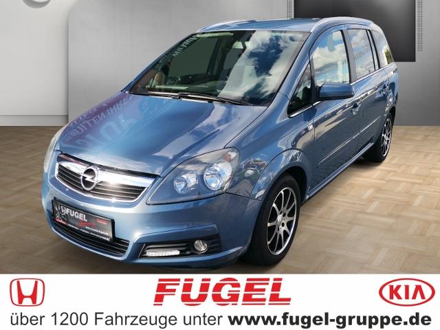 Opel Zafira B 1.8 CATCH ME 7-Sitzer|Gasanlage