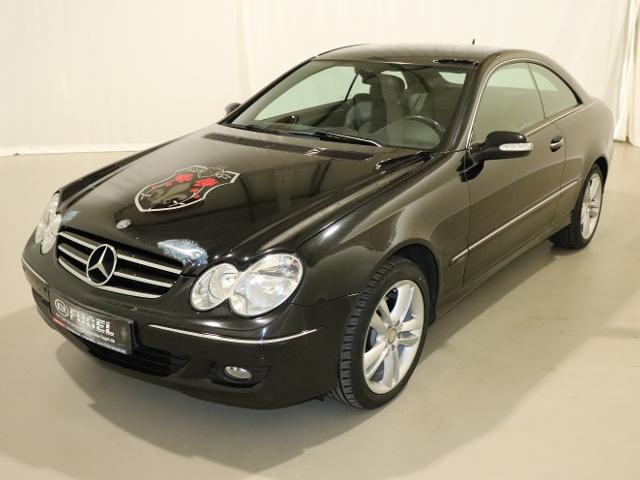 Mercedes-Benz CLK Coupe 200 Kompressor Navi Klimaaut. Temp.