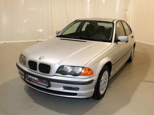BMW 318i Lim. Klimaaut.