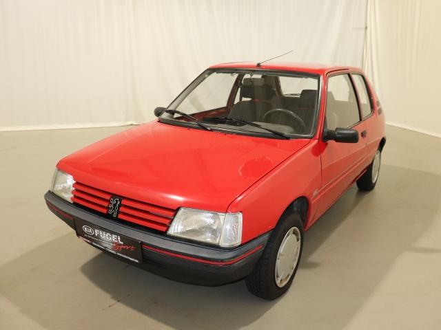 Peugeot 205 Look