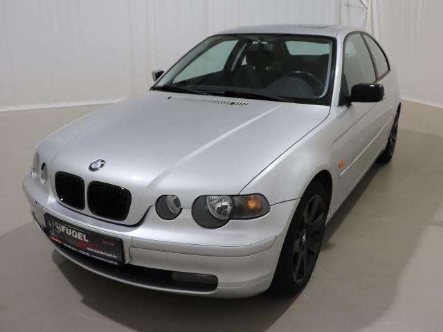 BMW 316ti compact Klima|Schiebedach|Radio/Cassette