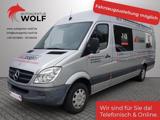 Mercedes-Benz Sprinter II Kasten XXL 316 CDI  Hoch+Lang Extra Lang AHK 4 Sitzer .