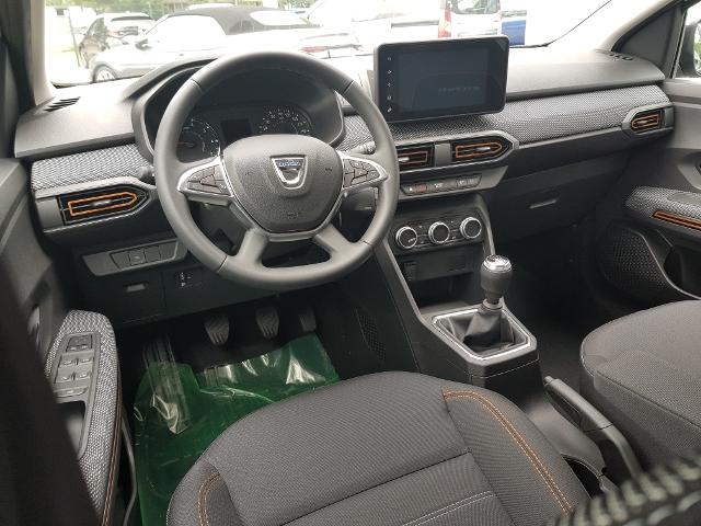 Dacia Sandero III TCe 100 Eco-G Stepway